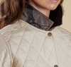 Montrose Quilted Jacket Macadamia - 4