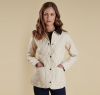 Montrose Quilted Jacket Macadamia - 5