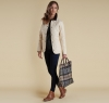 Montrose Quilted Jacket Macadamia - 6