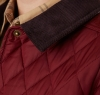 Montrose Quilted Jacket Rosewood - 4