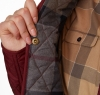 Montrose Quilted Jacket Rosewood - 5