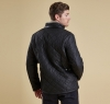 Powell Quilted Jacket Black - 1