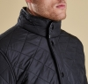Powell Quilted Jacket Black - 2