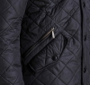Powell Quilted Jacket Black - 3