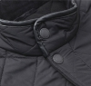 Powell Quilted Jacket Black - 4