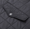 Powell Quilted Jacket Black - 5