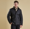 Powell Quilted Jacket Black - 6