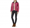 Prism Quilted Jacket Bright Pink - 1