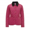 Prism Quilted Jacket Bright Pink - 3