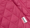 Prism Quilted Jacket Bright Pink - 5