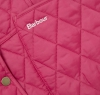 Prism Quilted Jacket Bright Pink - 7