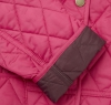 Prism Quilted Jacket Bright Pink - 8