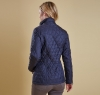 Ruskin Quilted Jacket Navy - 1