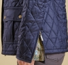 Ruskin Quilted Jacket Navy - 3