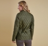 Ruskin Quilted Jacket Olive - 1