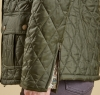 Ruskin Quilted Jacket Olive - 3