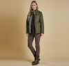 Ruskin Quilted Jacket Olive - 5