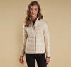 Straiton Quilted Jacket Macadamia - 4