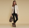 Straiton Quilted Jacket Macadamia - 5