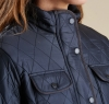 Utility Polarquilt Jacket Black - 2