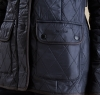 Utility Polarquilt Jacket Black - 3